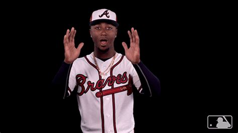 Atlanta Braves Sport GIF by MLB - Find & Share on GIPHY