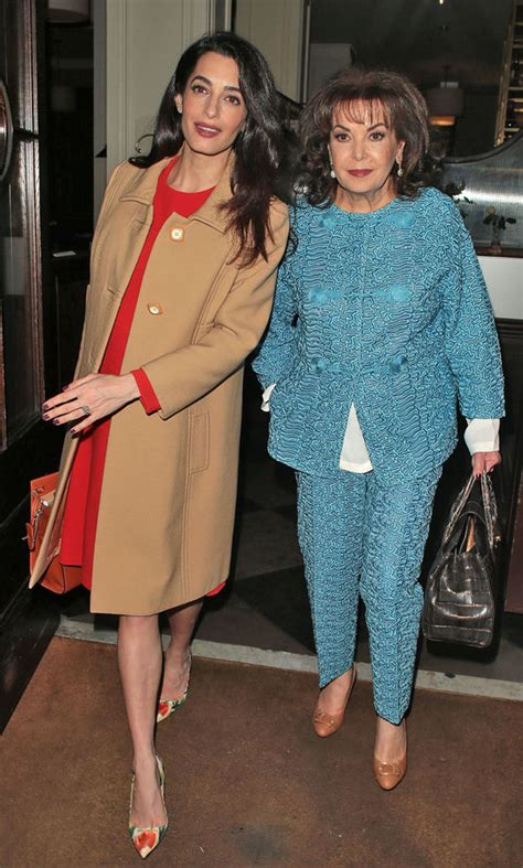 Amal Clooney's mother reveals how daughter and George are