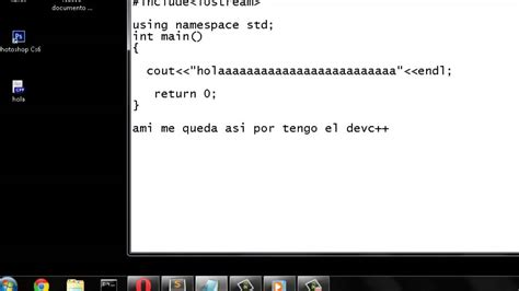 programar c/c++ desde block de notas y cmd - YouTube