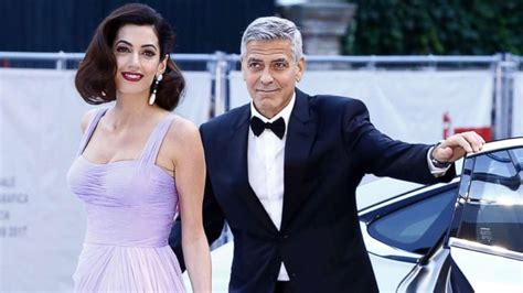 George Clooney jokes son is a 'thug,' daughter is 'elegant