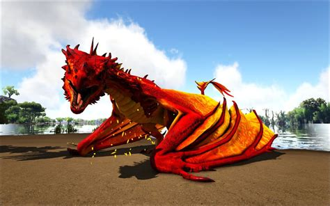 Eternal Alpha Wyvern - Official ARK: Survival Evolved Wiki
