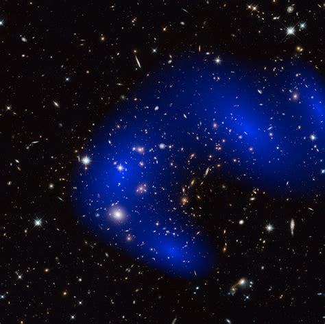 Dark matter even darker than once thought | ESA/Hubble