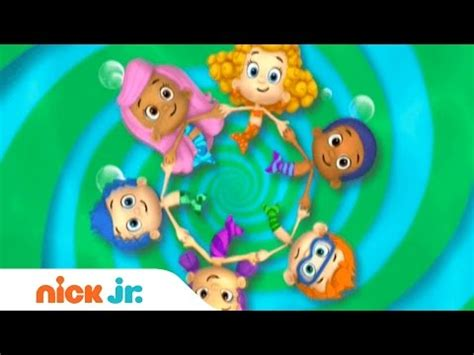 """NickALive!: """"Bubble Guppies"""" Theme Song In Castilian"""