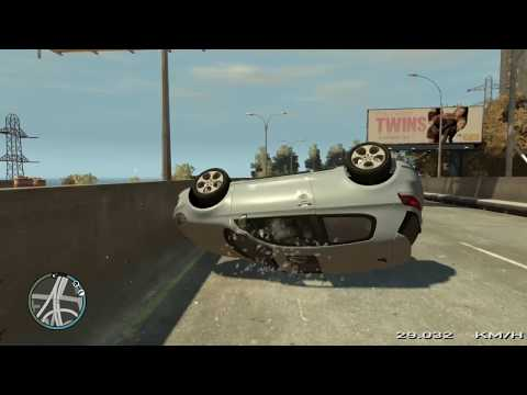 GTA 4 HD Footage - Zombie Mod Action - 1080p ! - YouTube