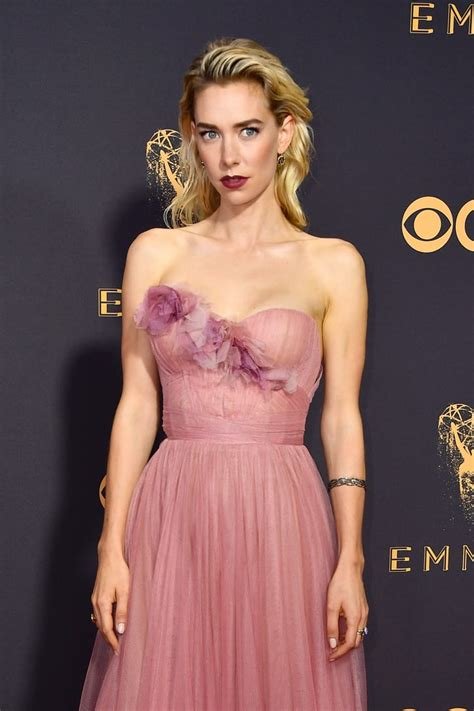 Vanessa Kirby | The Crown Cast at the 2017 Emmys