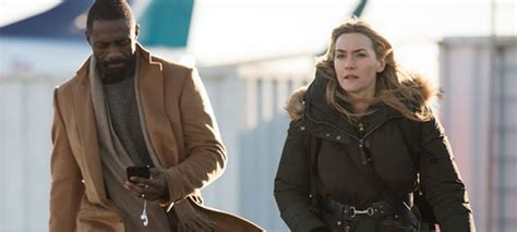 First Look: Idris Elba and Kate Winslet in 'The Mountain