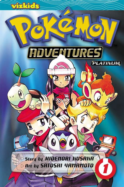 Pokémon Adventures: Diamond and Pearl/Platinum, Vol
