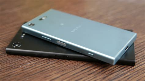 Sony Xperia XZ1 & amp; XZ1 Compact: Large and small with