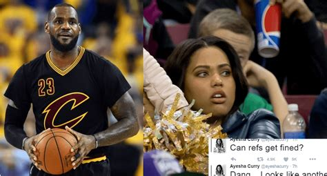 Ayesha Curry Complains About Game 5, And Twitter