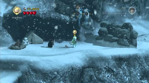 Lego Lord of the Rings: Level 4/The Pass Of Caradhras