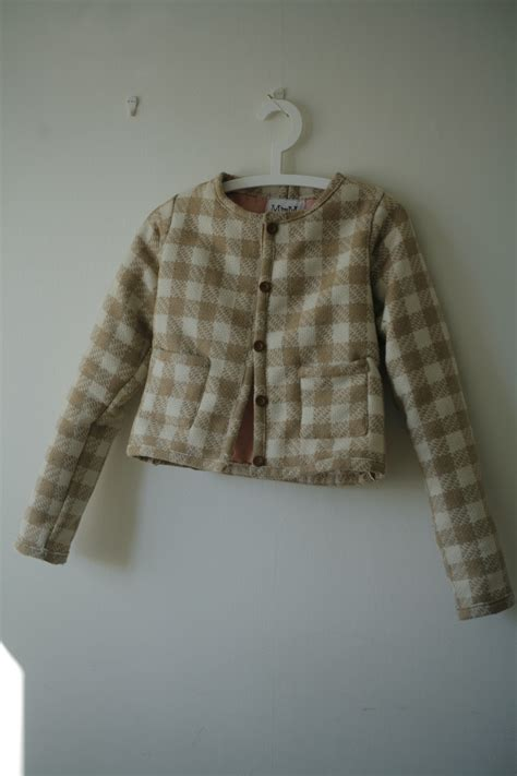 Coco Chanel inspired Jacket – Sewing Projects | BurdaStyle