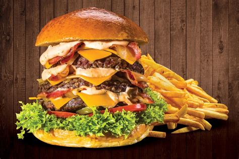 Our foods « Jack's Burger