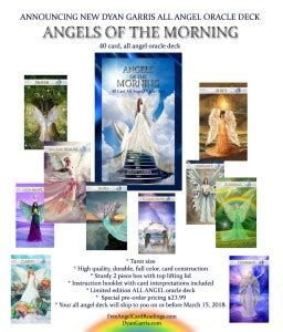 Angels of the Morning Oracle Deck - Free Angel Card Readings