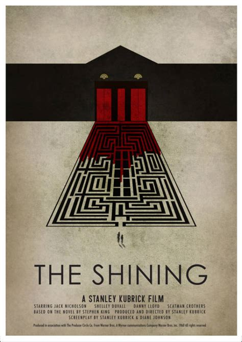 The Shining Poster 7 | GoldPoster