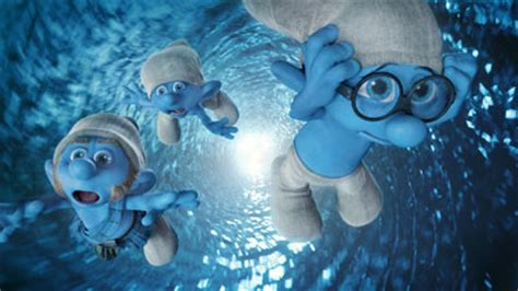 Raja Gosnell The Smurfs 3D