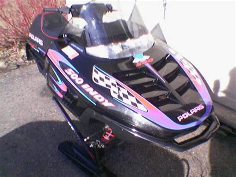FOR SALE: 1997 Polaris Indy 500- 1300 miles!