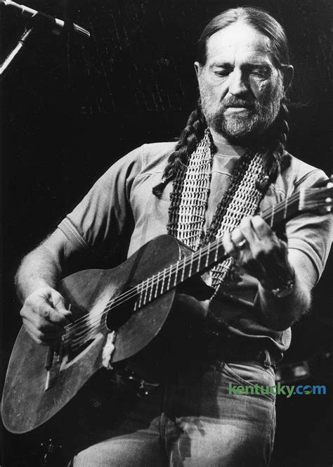 Willie Nelson at Rupp Arena, 1979 | Kentucky Photo Archive