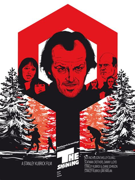 The Shining Poster 2 | GoldPoster