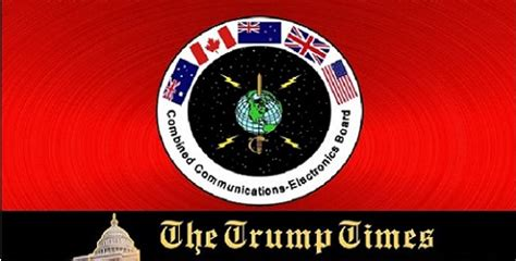 Five Eyes SPYING! (FVEY) – The Trump Times