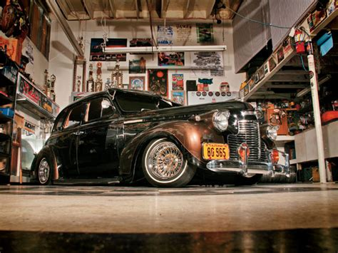 1940 Chevrolet Master Deluxe - Mama - Hoochie - Feature