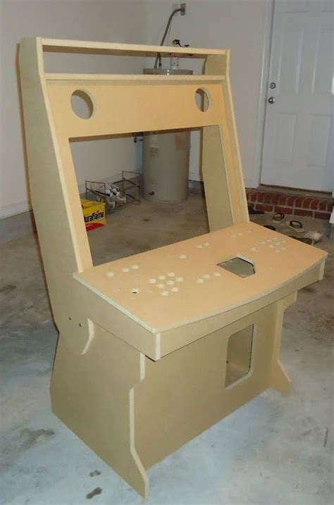 Arcade Machine - CNC project - Projects - Discourse