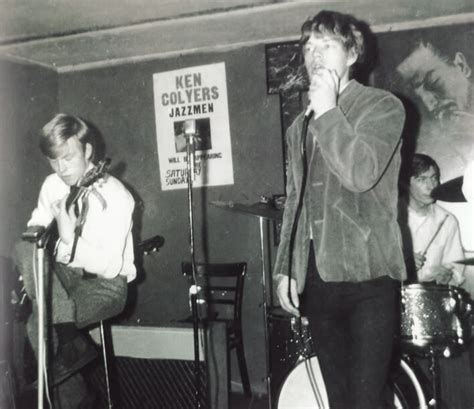 Reslo & The Rolling Stones 1963 | Reslo Ribbon Microphones