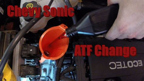 How to change/check the transmission fluid in an automatic