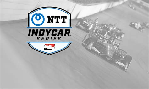 NTT named IndyCar Series title sponsor, official