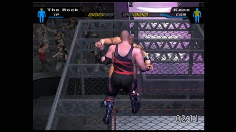 PCSX 2 WWE Smackdown Here Comes The Pain Fraps test The