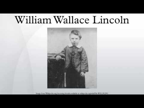 Willie Lincoln, Died February 20, 1862 at the age of 11