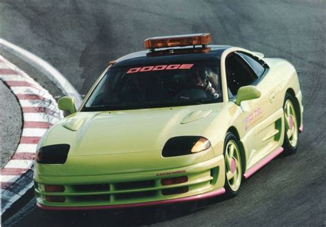 Dodge Stealth – 1991 PPG Pace Car – PPG Pace Cars