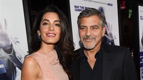 George And Amal Clooney's Month-Old Twins Are Having A