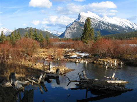 Mount Rundle - Mountain in Banff National Park - Thousand
