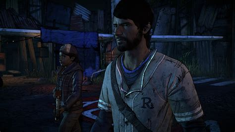 Walking Dead: A New Frontier - Ep 1 & 2 Review - Hey Poor