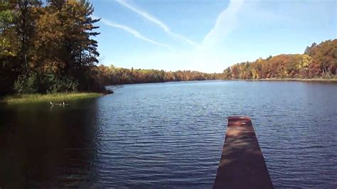 Northern Wisconsin Rhinelander Lakefront Property - YouTube