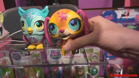 Littlest Pet Shop LPS with Blythe Dolls New York Toy Fair