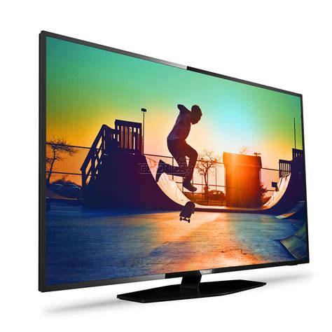 55'' Ultra HD LED LCD TV Philips, 55PUS6162/12
