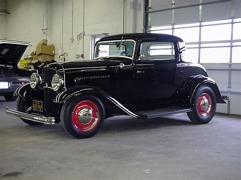 1932 Ford | All Star Upholstery | Twin Cities Upholstery