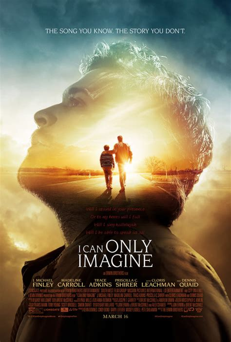 I Can Only Imagine Movie Poster - IMP Awards
