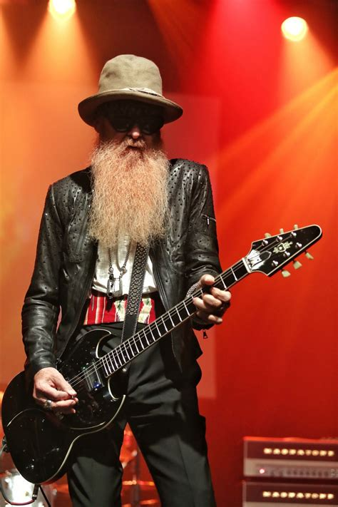 ZZ Top's Billy Gibbons Performing at the Agora Theatre