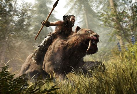 Pre-order Far Cry Primal on Xbox One and get Valiant