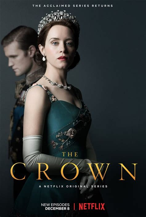 The Crown (Netflix) | Coming Soon on DVD | Movie Synopsis