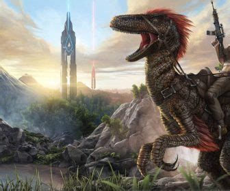 ARK Survival Evolved Backgrounds 4K Download
