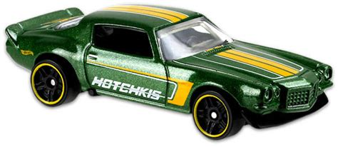 Vásárlás: Mattel Hot Wheels - Speed Graphics - 70 Camaro