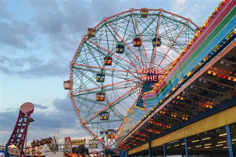 Top Coney Island Thrills | NYCgo
